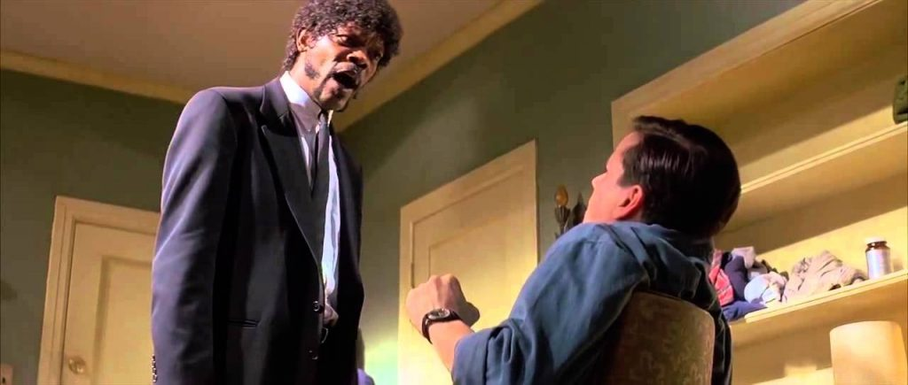 Pulp Fiction Review - Killing Bred