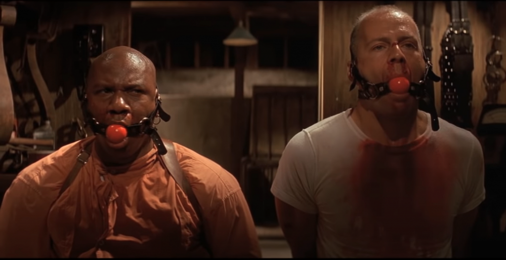 Pulp Fiction Review - Marsellus and Butch