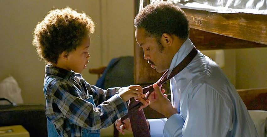 Best Movies For MBA Students; Pursuit of Happyness