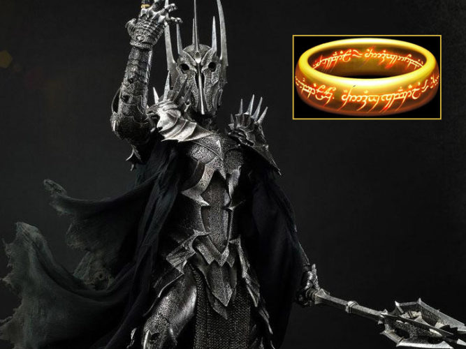 Watch The Lord Of The Rings; Sauron