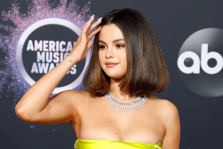 Accounts With The Most Followers On Instagram; Selena Gomez