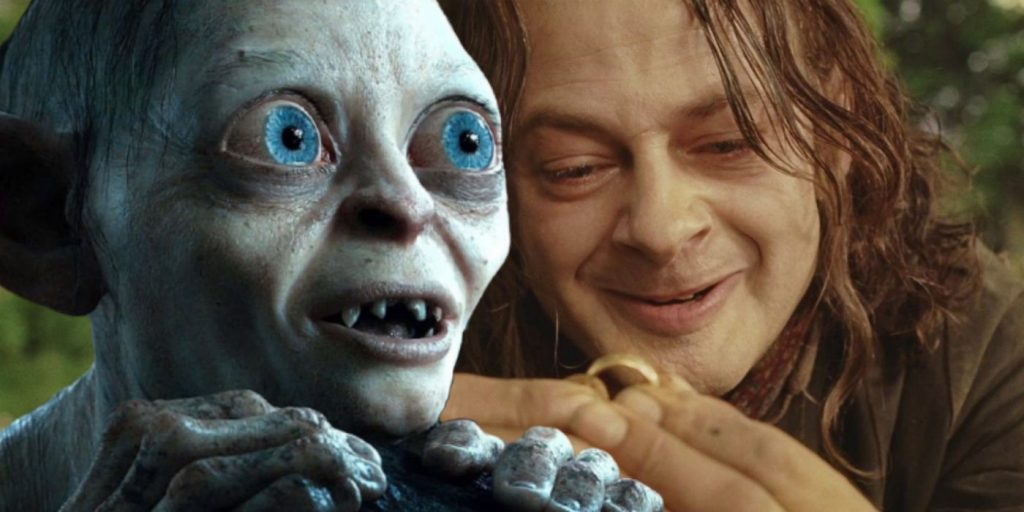 Watch The Lord Of The Rings; Smeagol
