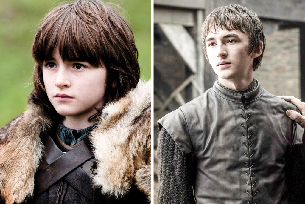 TV Shows or Movies - character growth