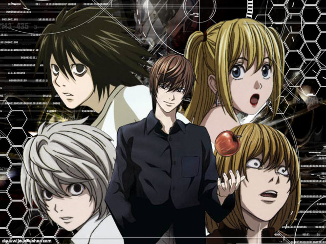 Reasons to Watch Death Note; The Clarity and Accuracy