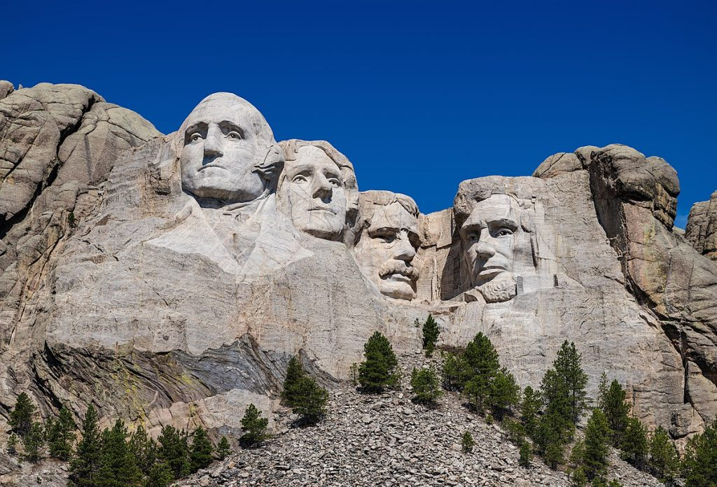 Facts About Mount Rushmore : The Fourth Face