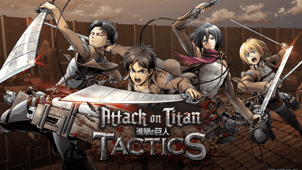 Reasons to Watch Attack On Titan; The Story