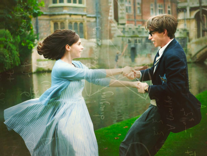 Best Movies For Physics Students; The Theory of Everything