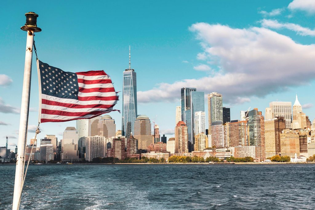Richest Countries In The World; The United States