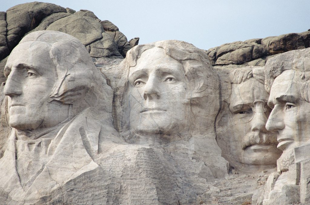 Facts About Mount Rushmore; Thomas Jefferson's Head Moved