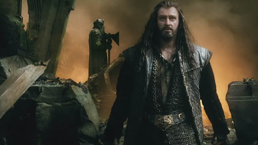 Watch The Lord Of The Rings; Thorin Qakenshield