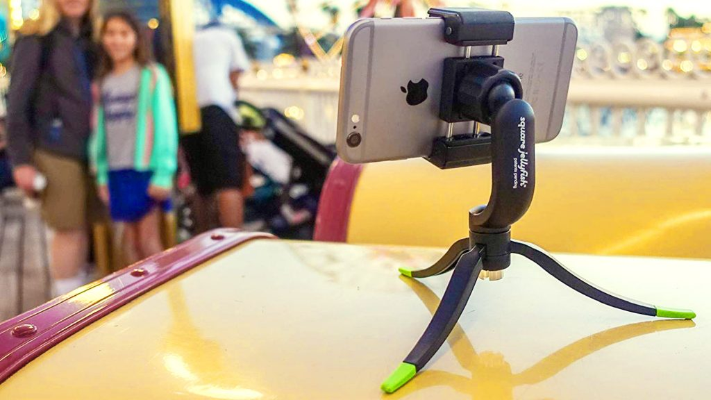 Equipment For Vlogging on iPhone; Tripod