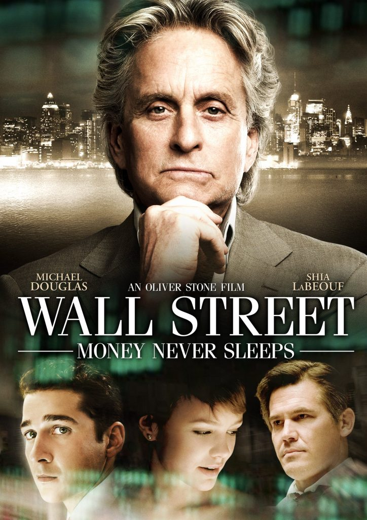 Best Movies For MBA Students; Wall Street