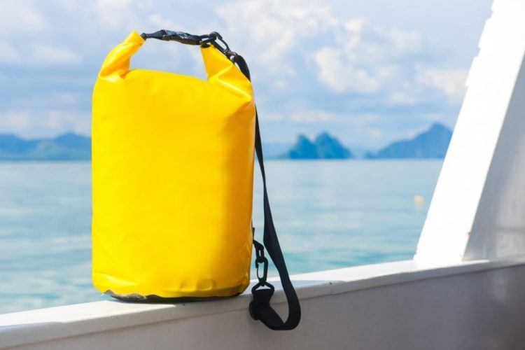 Best Gifts for Outdoorsy Women; Waterproof Dry Bag