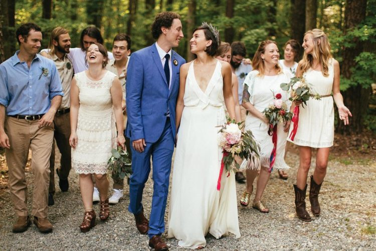What To Wear On A Hot Summer Wedding