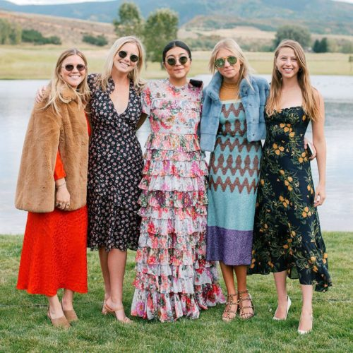 What To Wear On A Hot Summer Wedding - Country