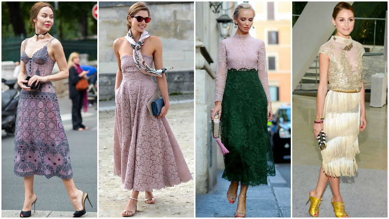 What To Wear On A Hot Summer Wedding - vintage wedding