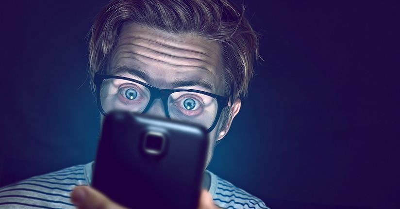 Why Instagram is Toxic - effects on eyes