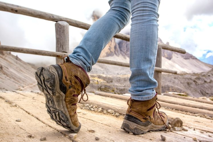 Best Gifts for Outdoorsy Women; Women's Hiking Boots