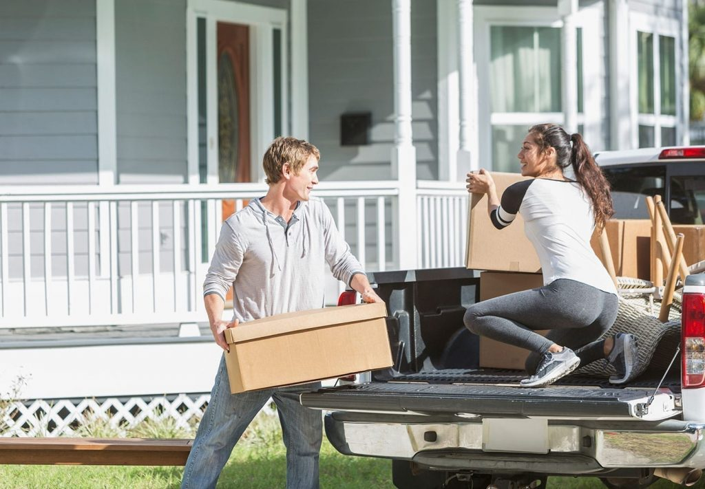 Cheap States for Moving