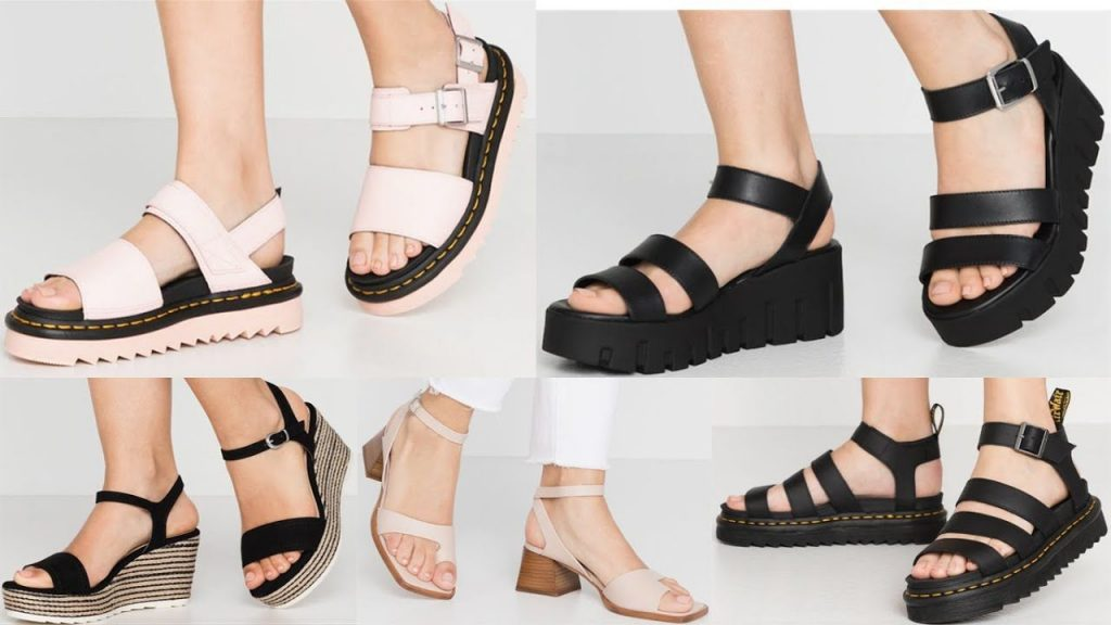 90's Inspired Sandals