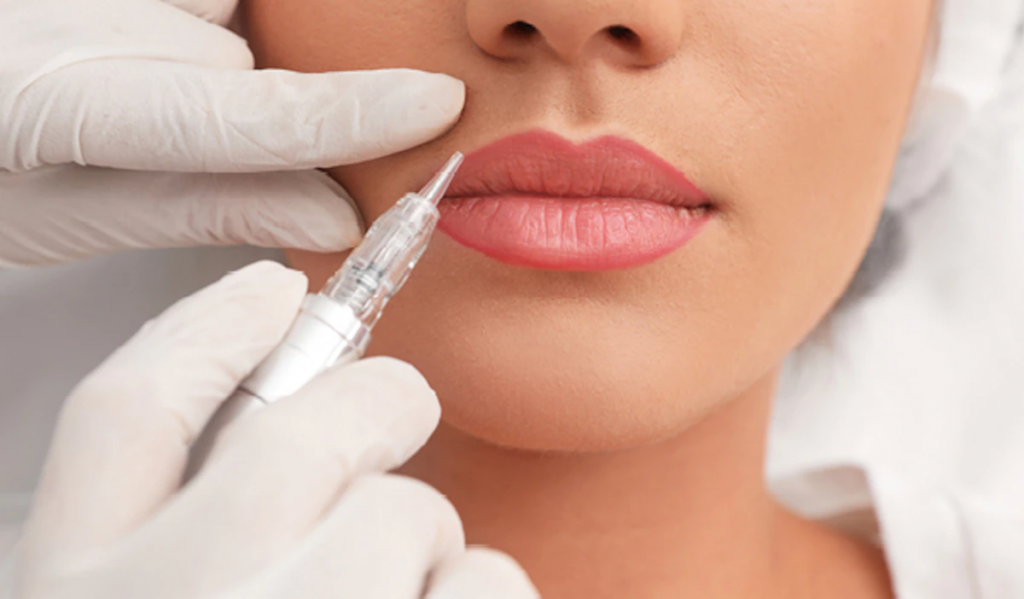 Are Inner Lip Tattoos Dangerous; Anaphylaxis