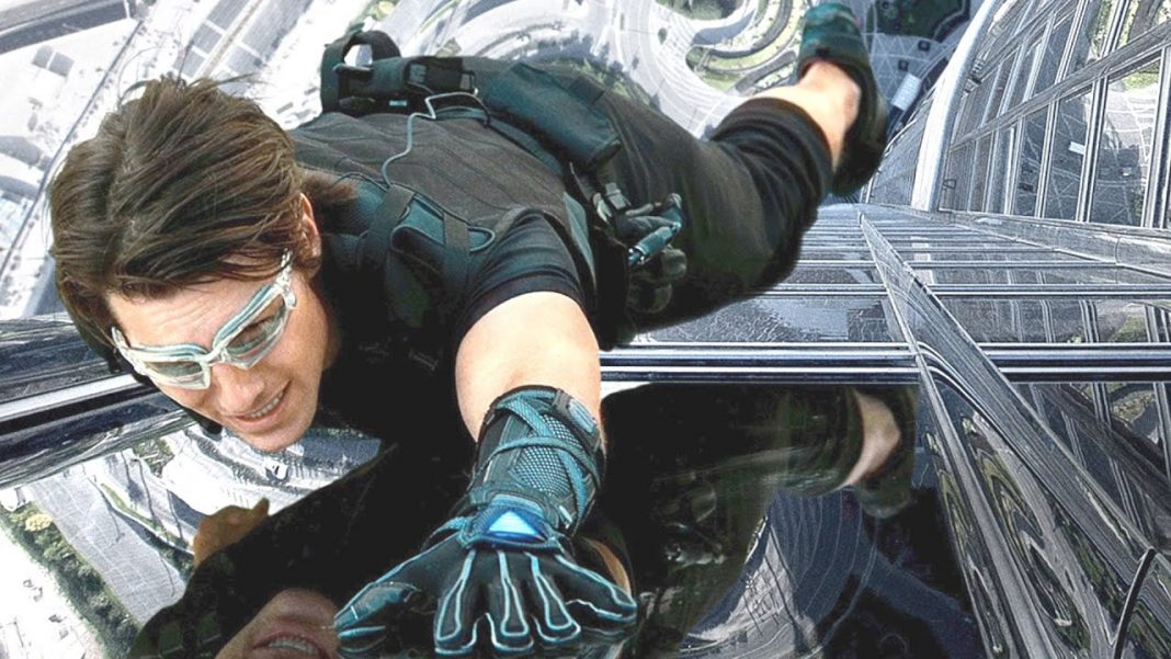 Are Tom Cruise Stunts Real