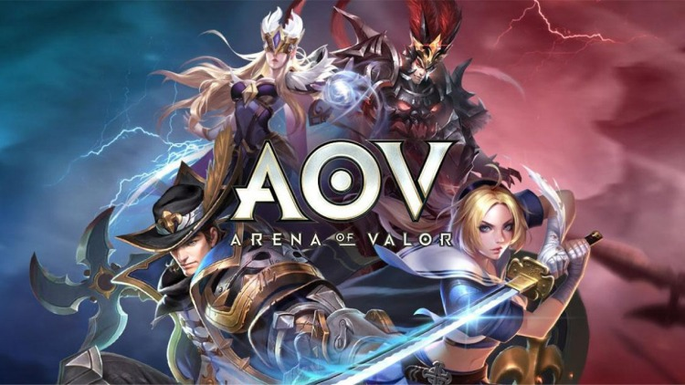 Best MOBA Games For iOS - Arena Of Valor