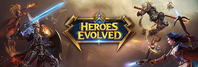 Best MOBA Games For iOS - Heroes Evolved