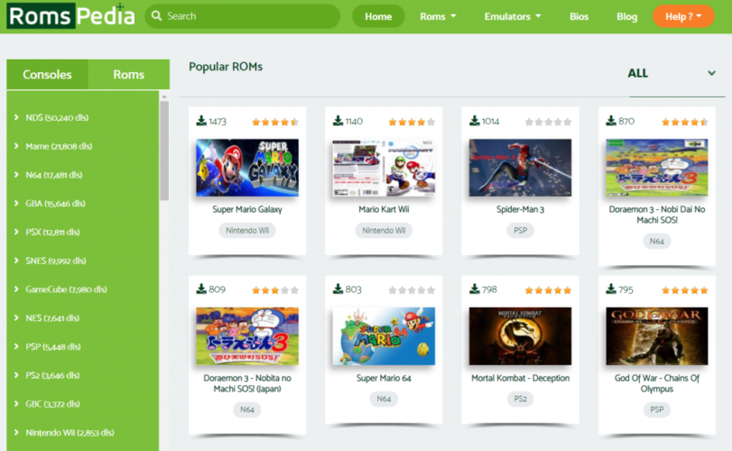 Best websiotes to download Paid PC Games for free - Romspedia