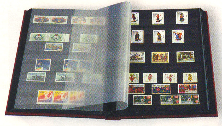 Book of Stamps; Collectible Stamp Book
