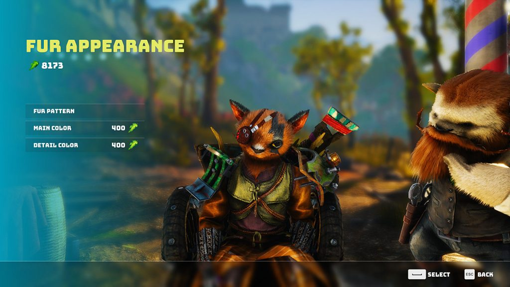 Biomutant: Tips and Tricks: Don't Neglect the Side Missions - Complete them