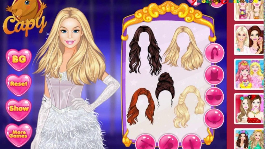 Dress-up Games For Girls