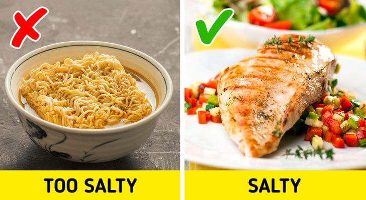 Side Effects of Eating Noodles Every day; High In Sodium
