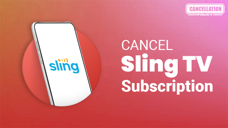 How To Cancel Sling TV Subscription