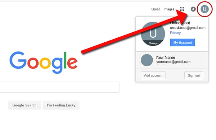 How To Change Default Gmail Account On Windows Or Mac PC