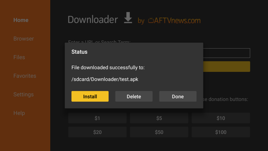 How To Install Zoom On Firestick - Downloader