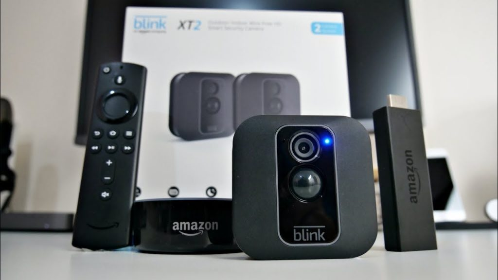 How To Install Zoom On Firestick - Firestick with camera