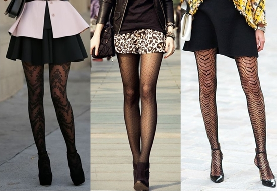 Impressive Stockings Outfit Ideas