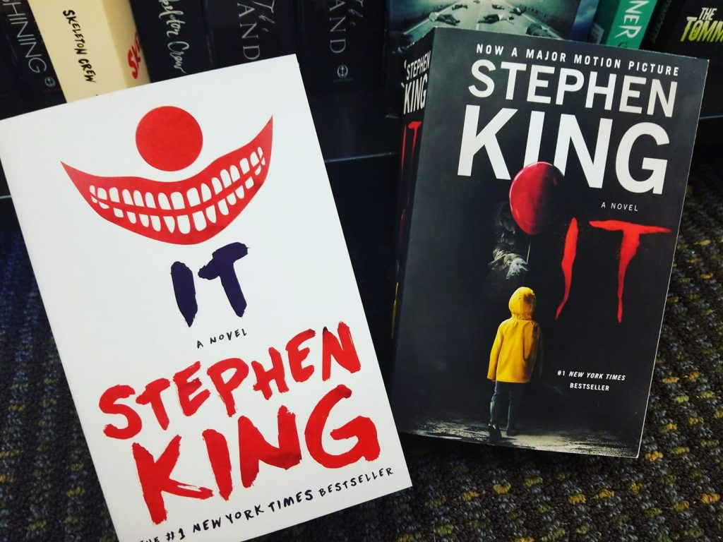 """Terrifying Ghost Stories; """"It"""" By Stephen King"""