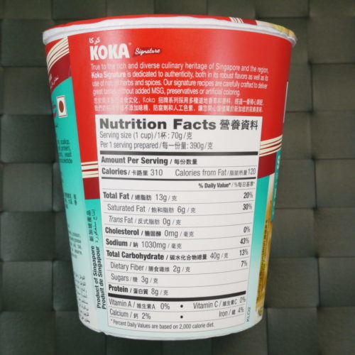 Side Effects of Eating Noodles Every day; Nutritional Content Of Instant Noodles