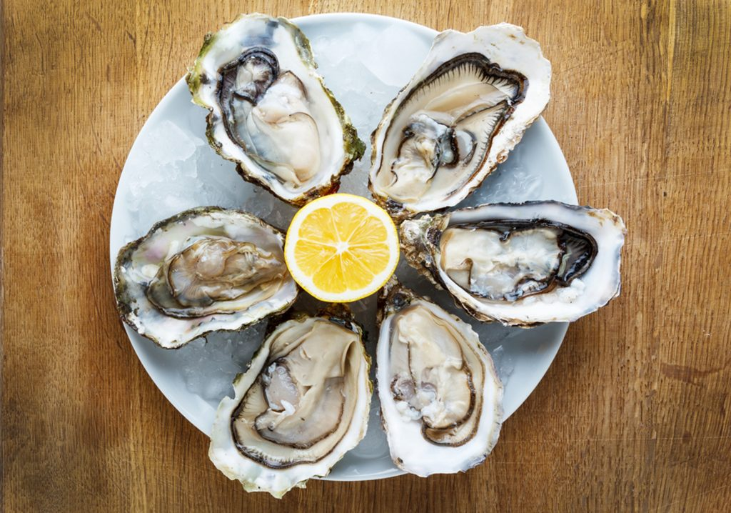 Foods That Looks Gross But Tastes Good; Oysters