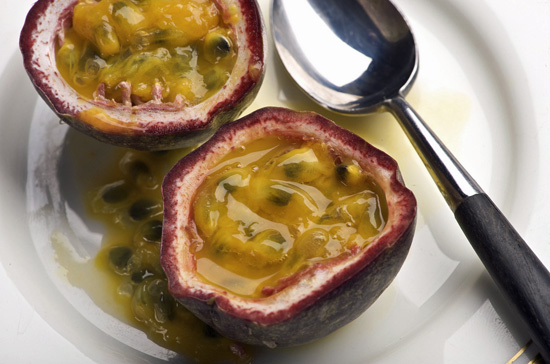 Foods That Looks Gross But Tastes Good; Passion Fruit