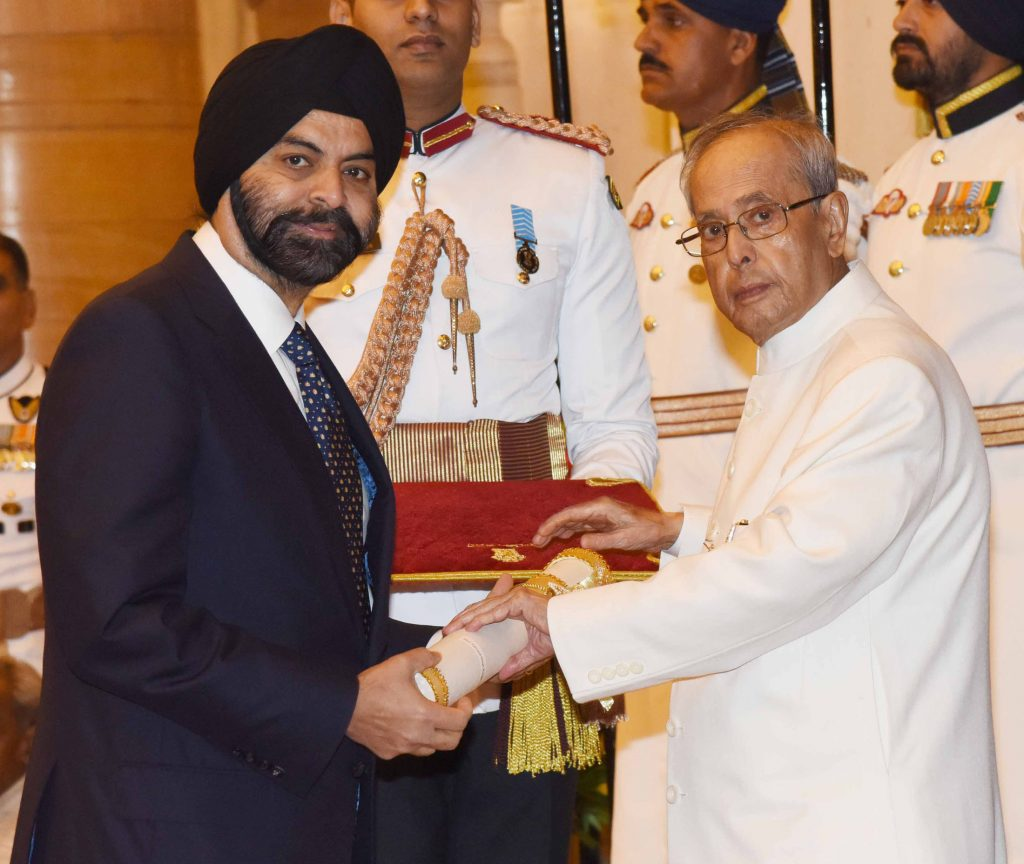 Richest Indian CEOs In The World - Ajay Banga