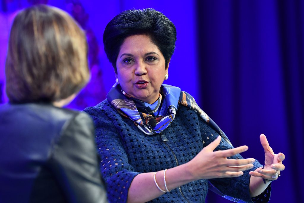 Richest Indian CEOs In The World - Indra Nooyi