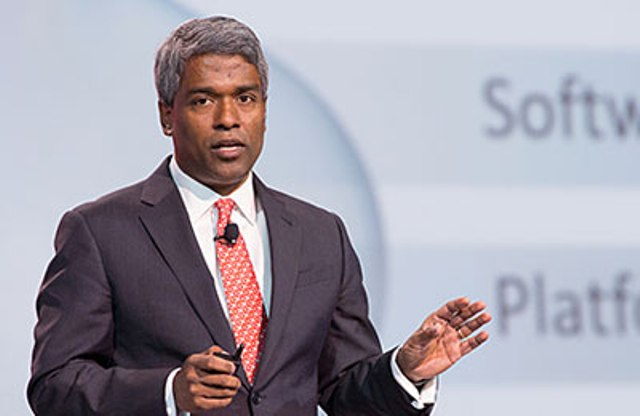 Richest Indian CEOs In The World - Thomas Kurian
