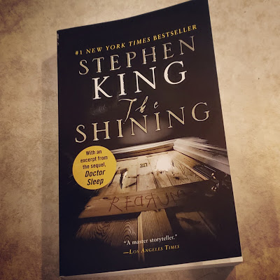 Terrifying Ghost Stories; The Shining By Stephen King