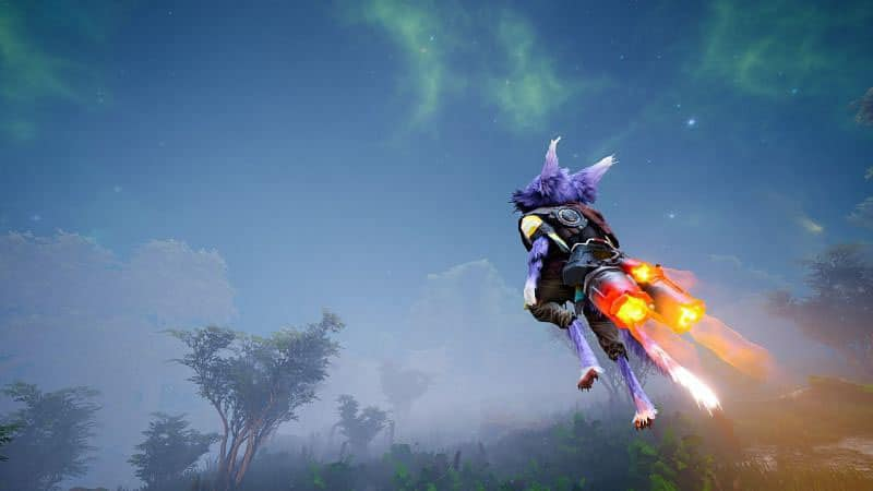 Biomutant: Tips and Tricks: Try to unlock fast travel stations