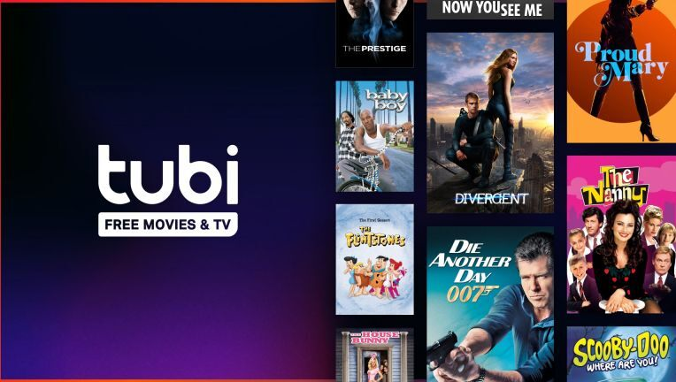 Sites To Watch Free HD Movies; Tubi