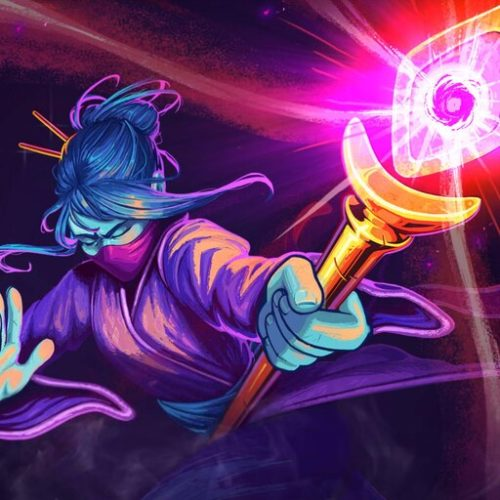 Slay The Spire Roguelike's 4 Characters; Watcher