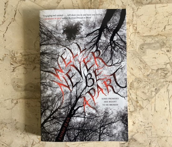Terrifying Ghost Stories; We'll Never Be Apart By Emiko Jean